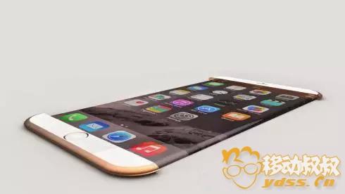 苹果iphone 6s渲染照曝光:这才是最美的无边框智能机