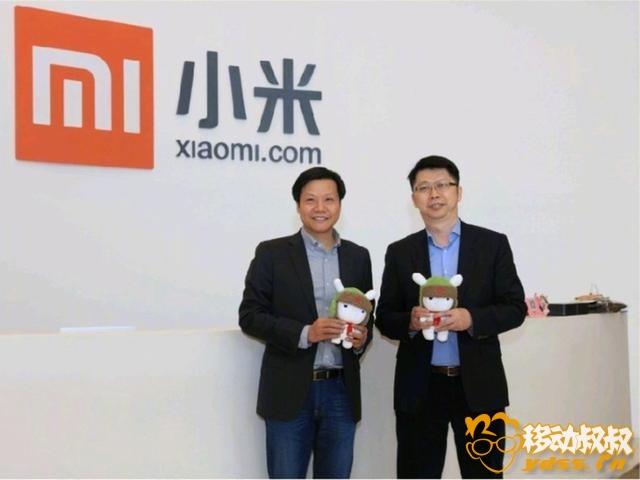 雷軍:聯發科前COO朱尚祖加盟小米 澎湃芯片值得更多期待
