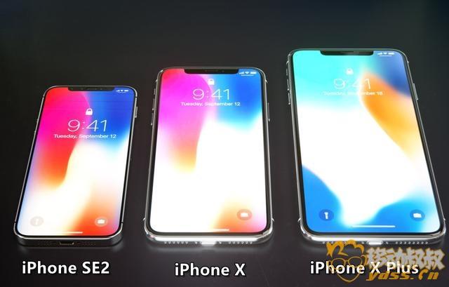 蘋果iPhone SE2曝光:沒有劉海的全面屏就是沒有違和感