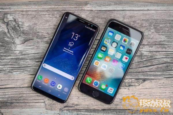 高端五千元檔位的旗艦PK:三星S8還是蘋果iPhone 8?