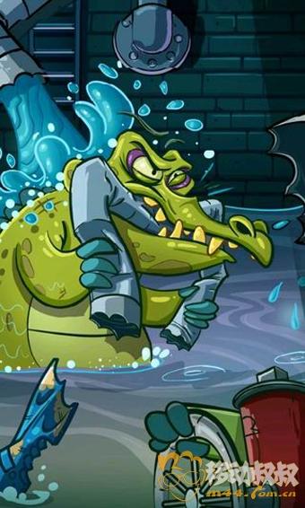 爱洗澡的鳄鱼-2.jpg